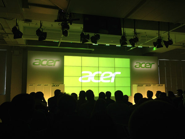 Acer Launches Spin 7, The World's Thinnest Laptop in India