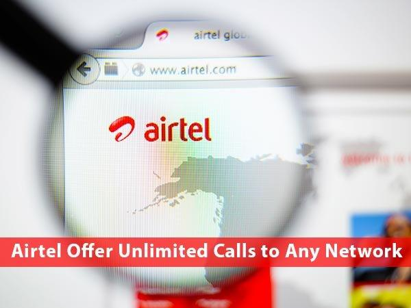 Airtel Dhamaka: Make Unlimited Calls to Any Network