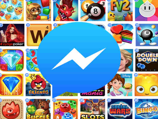 Facebook Messenger chimes in with group video chat