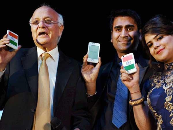 'Freedom 251' Manufacturers Again in a Controversy
