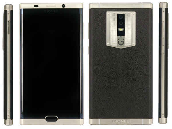 Gionee M2017 Launched with Dual-rear Camera, 7000mAh Li-ion Battery