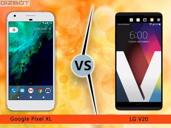 LG V20 vs Google Pixel XL: Which Flagship Phone Is the Winner?