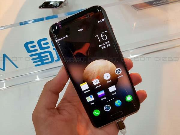 Huawei Honor Magic Concept Phone Goes Official, and it's Gorgeous