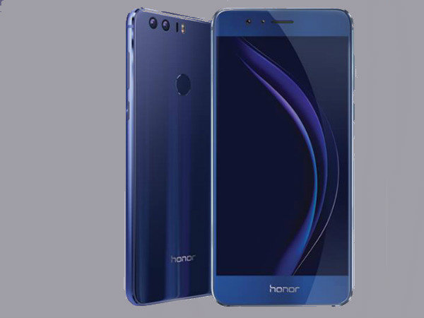 Huawei Honor 8 to Receive Nougat-Based EMUI 5.0 Update in Feb 2017