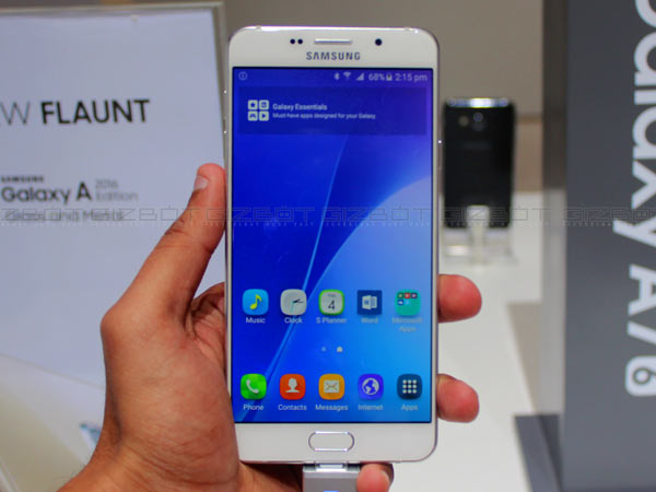 Samsung Galaxy A Series (2017) to launch on Jan 5
