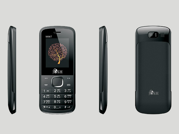 Josh Mobiles Launches Mint Feature Phone Priced at Rs. 995