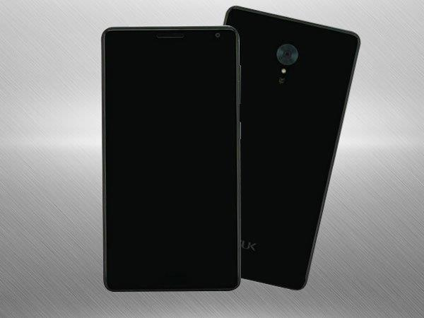 Lenovo ZUK Edge Teased to Come with 86.4 Percent Screen-to-Body Ratio