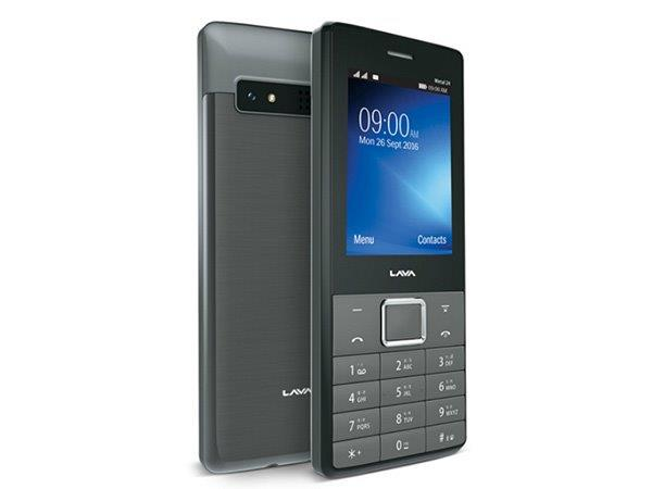 Lava Launches Metal 24 for Rs 2,000