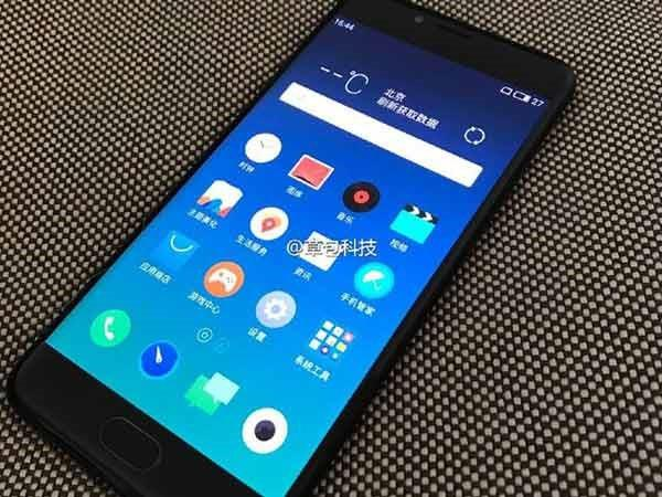 Real Life Images of Meizu Pro 6 Edge Leaked Online