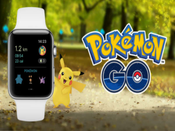 Pokemon Go is Finally Rolling Out for Apple Watch Users!