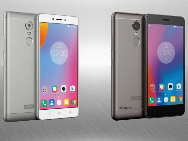 35,000 Units of Lenovo K6 Power Sold in Just 15 Minutes!