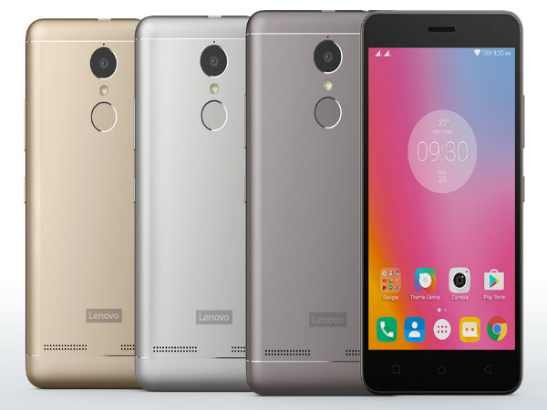 Settings You Should Change on the Lenovo K6 Power Smartphone