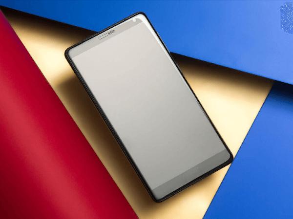 Lenovo ZUK Edge With Snapdragon 821 SoC, 6GB RAM Goes Official