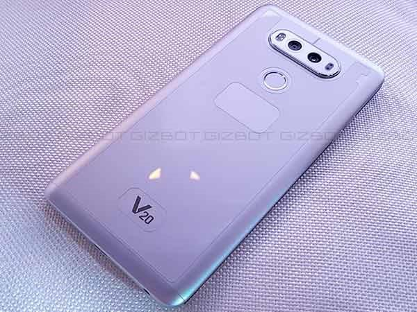 LG V20 First Impressions: Redefining the Flagship Moniker