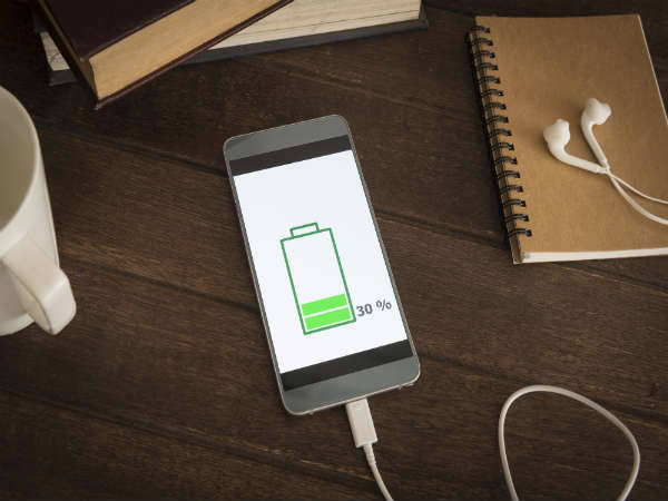 This New Technology Might Solve the Smartphone's Battery Problems