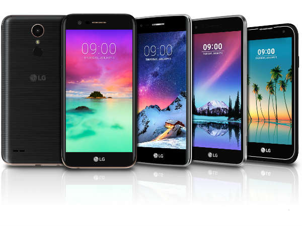 LG to launch 5 New Smartphones in CES 2017