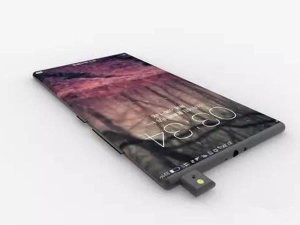 Xiaomi Mi Mix 2 Renders Leaked Online Suggest a Bezel-less Screen