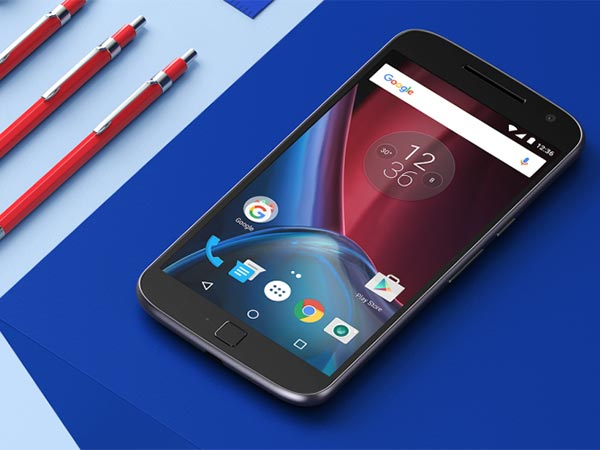 New Mid-Range Motorola Smartphone With Android 7.0 Nougat Coming Soon