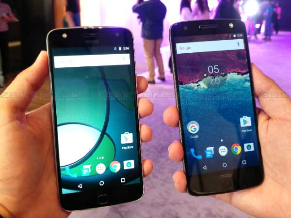 Motorola Officially Rolls Out Android Nougat for Moto Z in India