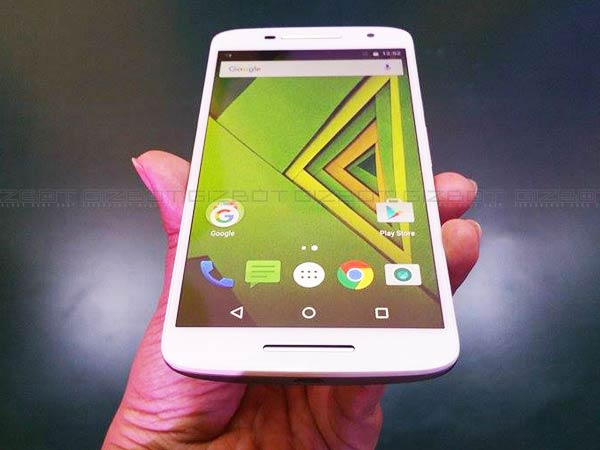 Moto X Play Might Get Android 7.1 Nougat Update in January 2017