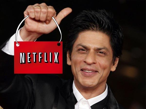 Netflix Partners With Shah Rukh Khan's Production House