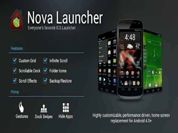 Happy Birthday Nova Launcher! Prime 5.0 Update Brings New Features