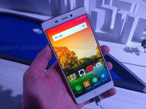 detailed look 3d031 a48cf ZTE Nubia Z11 and Nubia N1 Go on Sale Today in India, Exclusive to ...