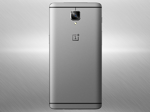 Despite the Confusion OnePlus 3 to Cost Rs. 18,999 on Flipkart