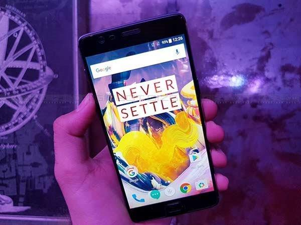 OnePlus 3T to be Manufactured in India from Early 2017