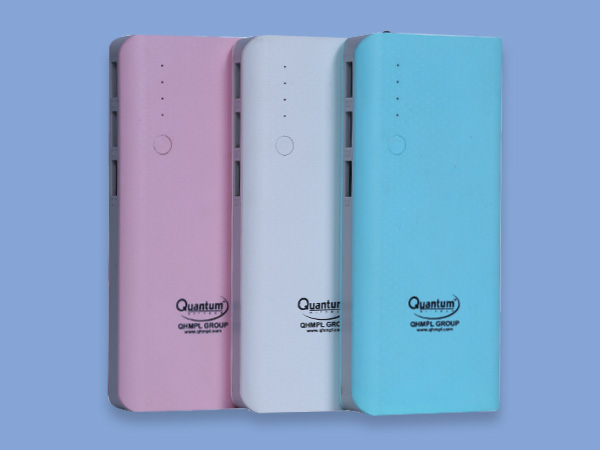 Quantum Hi Tech Launches Triple USB High Capacity Power Bank