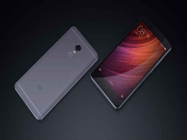 Xiaomi Redmi Note 4 Likely to be Launched in India by Mid-January