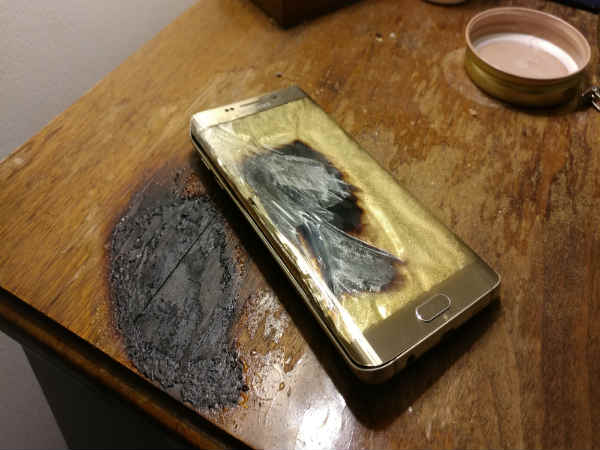 Samsung Galaxy Note 7 explosion reason to be announced on Monday