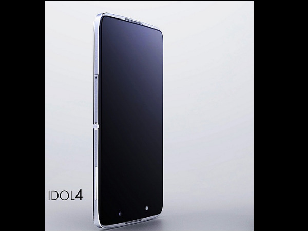Alcatel Idol 4 to Launch in India on December 8
