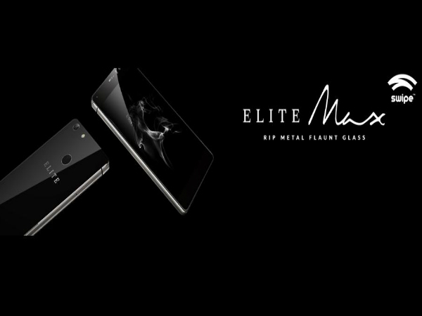 Swipe Elite Max Launched in India with 4GB RAM at Rs. 10,999