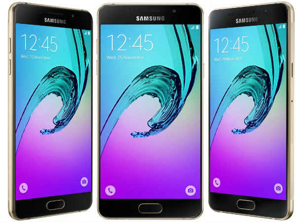 Top 10 Samsung Galaxy Smartphones launched in 2016