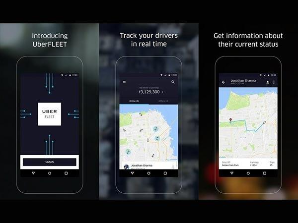 Uber Announces UberFleet App: Here's Everything You Should Know