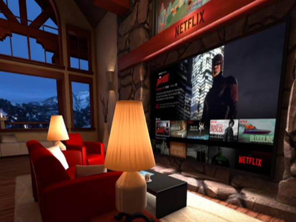 Netflix VR App Launched for Google Daydream VR Headsets