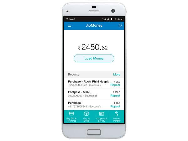 Reliance Jio to Launch 'JioMoney-Merchant' App on December 5!