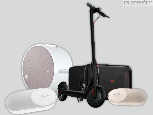 Offbeat Xiaomi Gadgets Available/Coming Soon to India