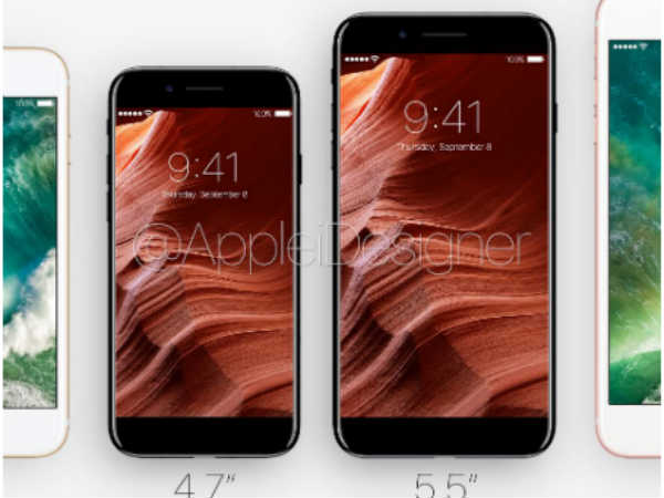 iPhone 8 Edge CONCEPTS Look Gorgeous: Curved Screen, Glass Body & More