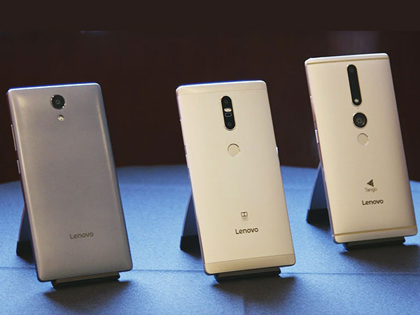 Lenovo Phab 2 Arriving on December 6 in India