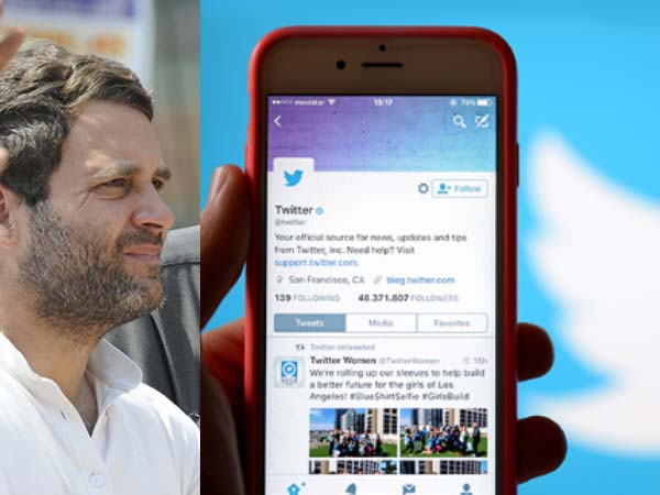 Rahul Gandhi, Congress' Twitter Account Hacked: Tips To Stay Safe