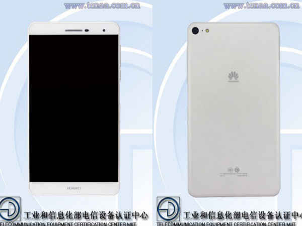 Huawei Honor X3 Tablet