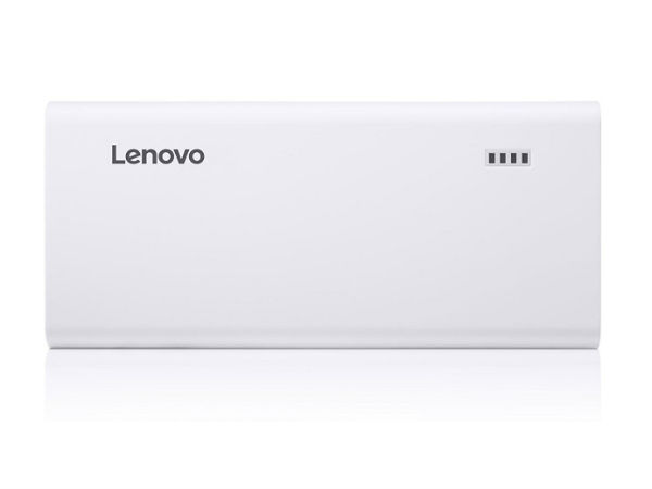 60% off on Lenovo PA13000 13000 mAh Powerbank (White)