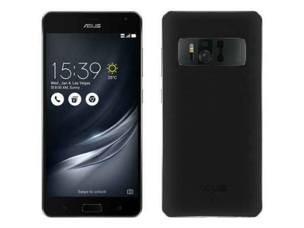 Asus AR and Zenfone Zoom 3