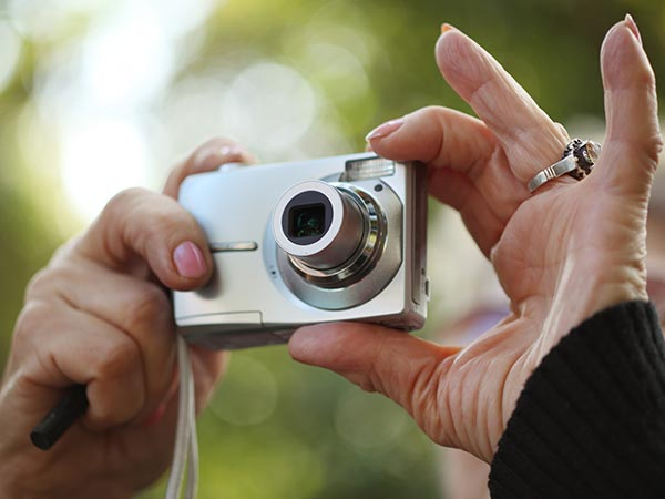 Digital point-and-shoot cameras
