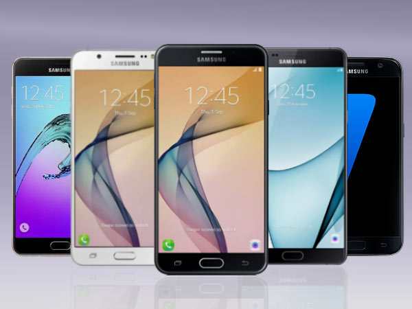 10 best Samsung smartphones to buy in India in 2017