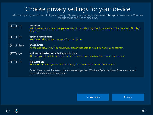 Privacy Changes for Creators Update