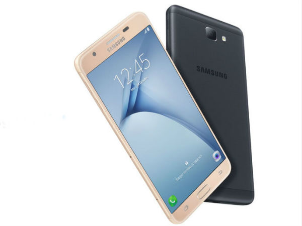 9% off on Samsung Galaxy On Nxt (Gold, 32 GB)