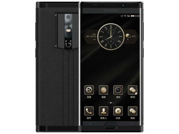 Gionee H 2017 (7000Mah Battery)